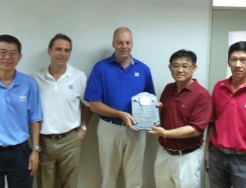 เพ็ญเทค รับรางวัล TOP SALES ของภูมิภาค ASIA PACIFIC จาก GORMAN-RUPP